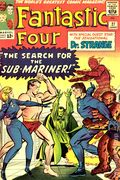 Fantastic Four (1961 1st Series) 27