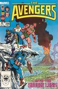 Avengers (1963 1st Series) 256