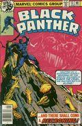 Black Panther (1977 Marvel 1st Series) 13