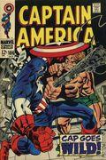Captain America (1968 1st Series) 106