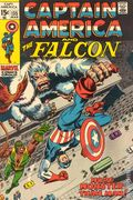 Captain America (1968 1st Series) 135
