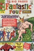 Fantastic Four (1961 1st Series) Annual 1