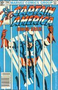 Captain America (1968 1st Series) 260