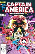Captain America (1968 1st Series) 288