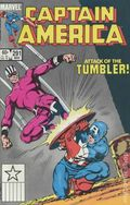 Captain America (1968 1st Series) 291