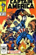 Captain America (1968 1st Series) 335