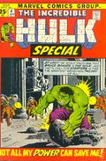 Incredible Hulk (1962-1999 1st Series) Annual 4