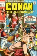 Conan the Barbarian (1970 Marvel) 2