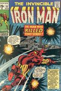 Iron Man (1968 1st Series) 23