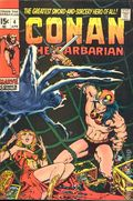 Conan the Barbarian (1970 Marvel) 4
