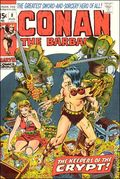 Conan the Barbarian (1970 Marvel) 8