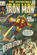 Iron Man (1968 1st Series) 29