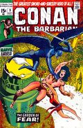 Conan the Barbarian (1970 Marvel) 9