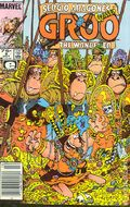 Groo the Wanderer (1985 Marvel) 8