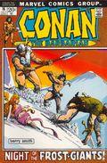 Conan the Barbarian (1970 Marvel) 16