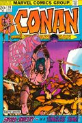 Conan the Barbarian (1970 Marvel) 19