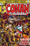 Conan the Barbarian (1970 Marvel) 24