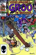 Groo the Wanderer (1985 Marvel) 29