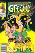 Groo the Wanderer (1985 Marvel) 36