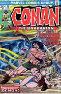 Conan the Barbarian (1970 Marvel) 35
