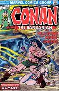 Conan the Barbarian (1970 Marvel) 35
