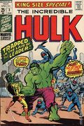 Incredible Hulk (1962-1999 1st Series) Annual 3