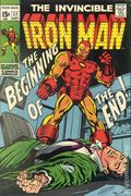 Iron Man (1968 1st Series) 17