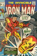 Iron Man (1968 1st Series) 21