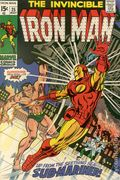 Iron Man (1968 1st Series) 25