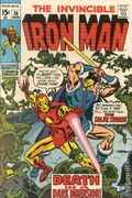 Iron Man (1968 1st Series) 26