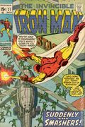 Iron Man (1968 1st Series) 31