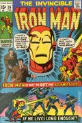 Iron Man (1968 1st Series) 34