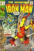 Iron Man (1968 1st Series) 36