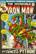 Iron Man (1968 1st Series) 50