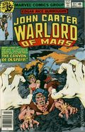 John Carter Warlord of Mars (1977 Marvel) 22