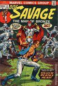 Doc Savage (1972 Marvel Comic) 3