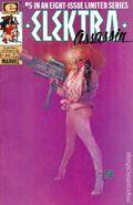 Elektra Assassin (1986) 5