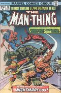 Man-Thing (1974 1st Series) 20