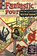 Fantastic Four (1961 1st Series) 17