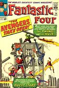 Fantastic Four (1961 1st Series) 26