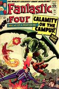 Fantastic Four (1961 1st Series) 35
