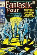 Fantastic Four (1961 1st Series) 87