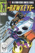 Hawkeye (1983 1st Series) 2