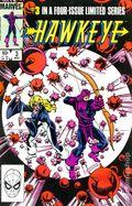 Hawkeye (1983 1st Series) 3