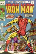 Iron Man (1968 1st Series) 30