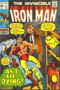 Iron Man (1968 1st Series) 37