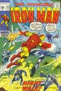 Iron Man (1968 1st Series) 40