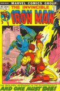 Iron Man (1968 1st Series) 46