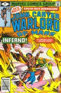 John Carter Warlord of Mars (1977 Marvel) 25