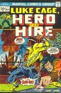 Power Man and Iron Fist (1972 Hero for Hire) 7